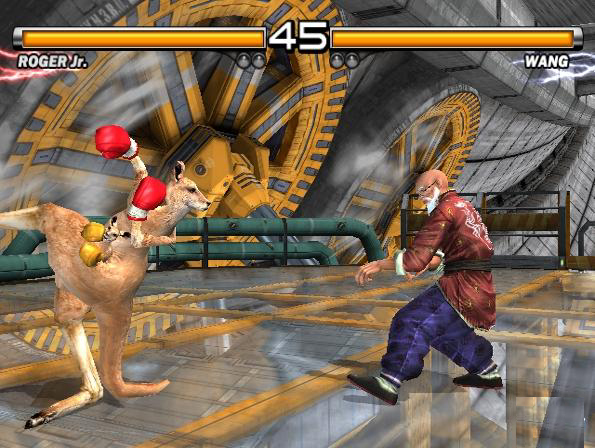 Tekken 5 - Spieleratgeber NRW