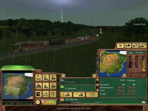Railroad Tycoon 3 - Spieleratgeber NRW