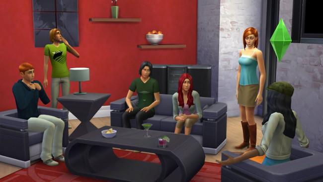 die sims 4 spieleratgeber nrw. Black Bedroom Furniture Sets. Home Design Ideas