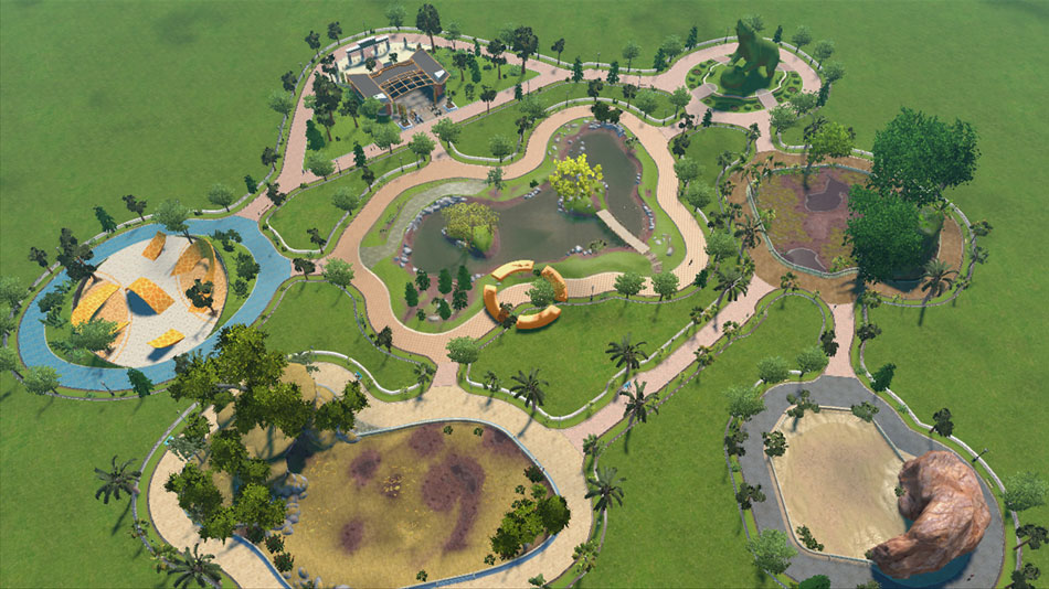 Zoo Tycoon Microsoft Xbox 360 2013