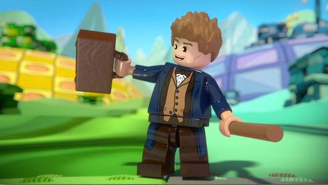 Lego Dimensions Story Pack Phantastische Tierwesen