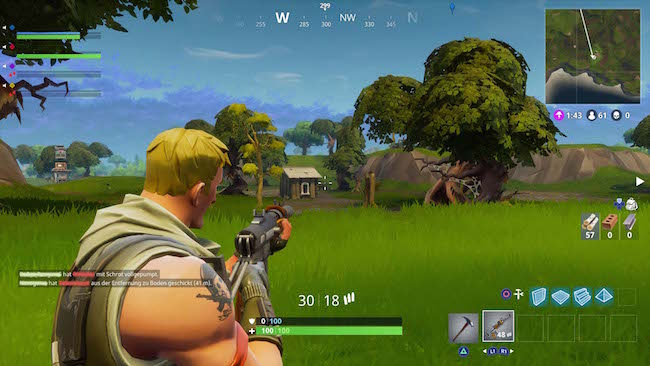 Fortnite Battle Royal Spieleratgeber Nrw