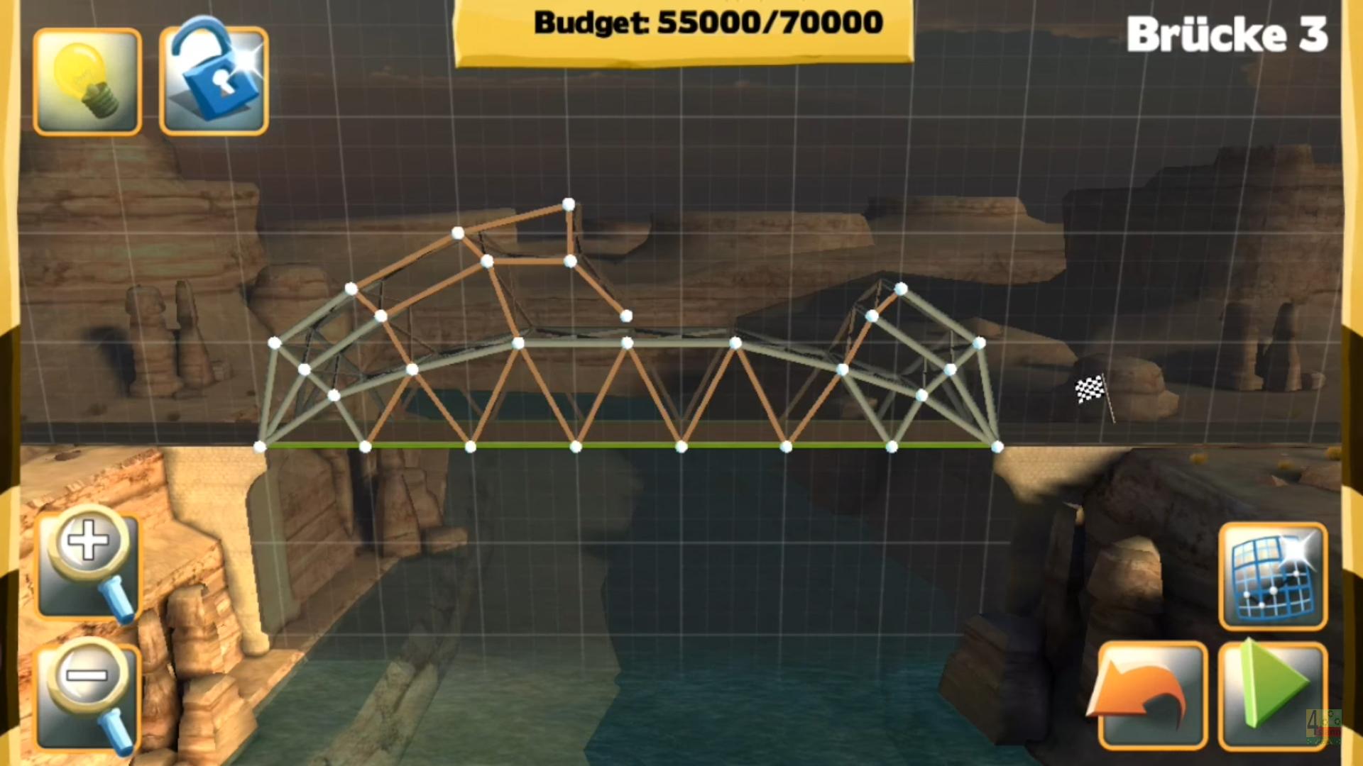 Bridge constructor spieleratgeber nrw for Stabile dreiecke