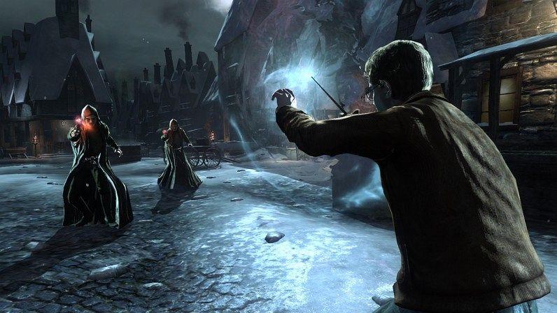 Harry Potter Und Die Heiligtumer Des Todes Teil 2 Spieleratgeber Nrw