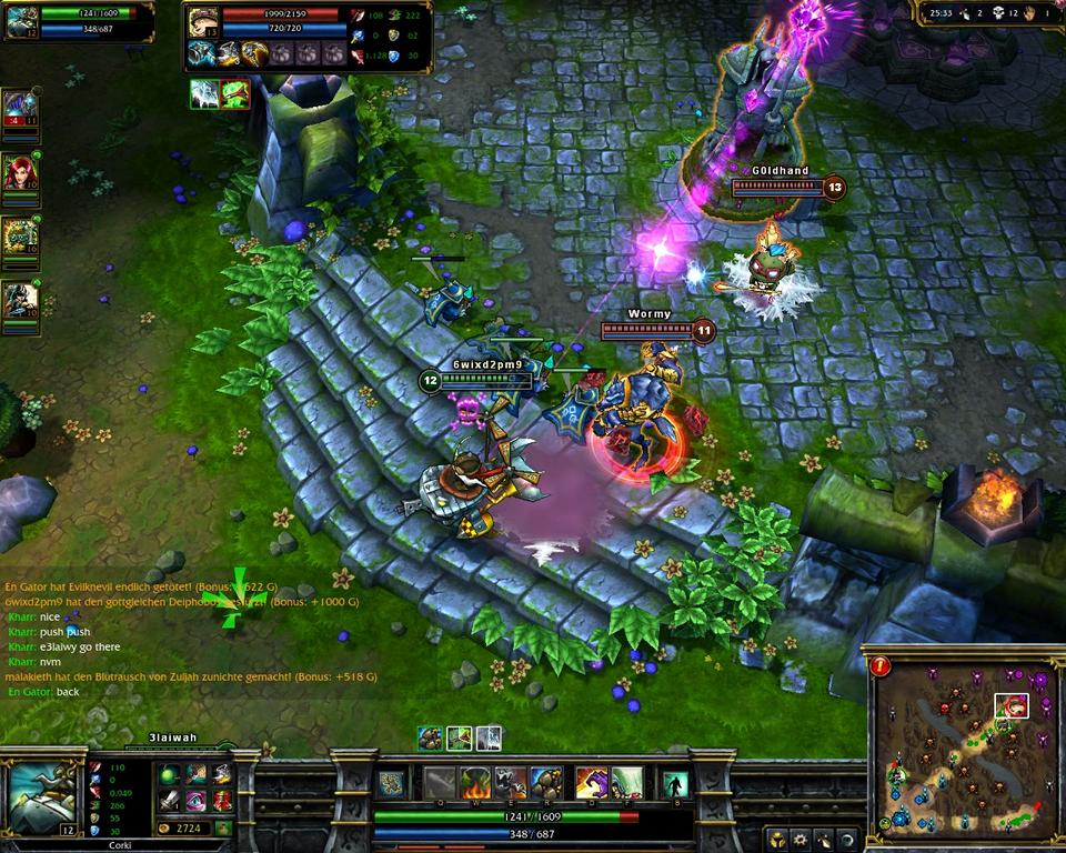 League Of Legends Spieleratgeber Nrw