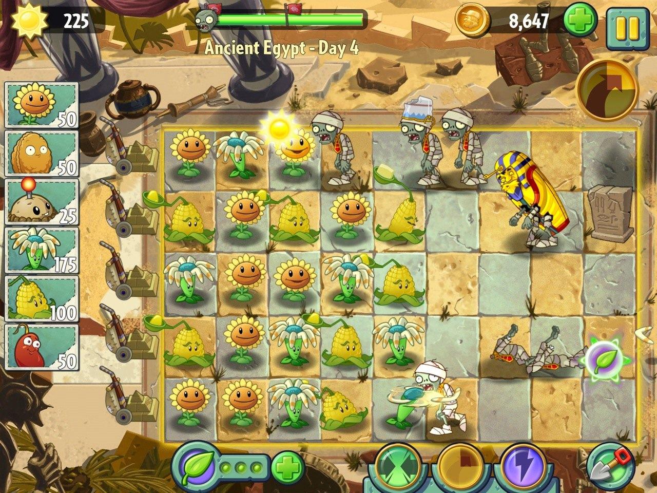 Plants Vs Zombies 2 Spieleratgeber Nrw