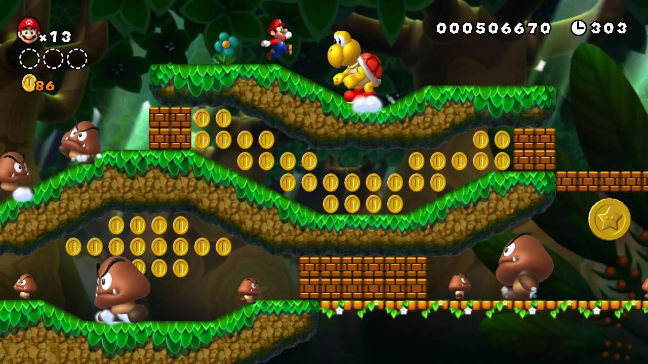 New Super Mario Bros U Spieleratgeber Nrw