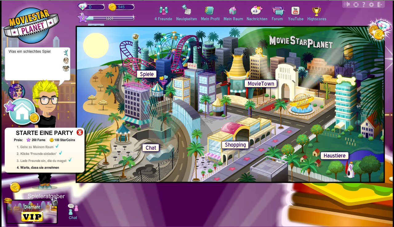Www.Moviestarplanet.De Spielen