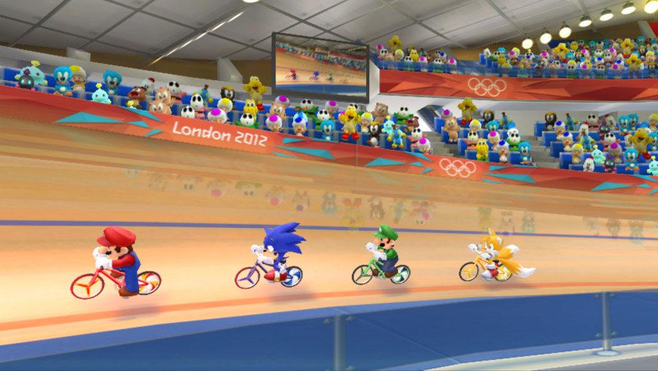 Mario Sonic Bei Den Olympischen Spielen London 2012 Spieleratgeber Nrw