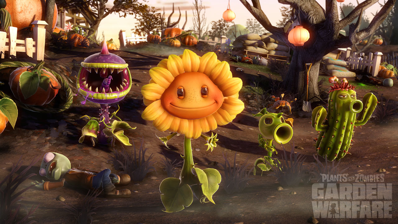 Plants vs zombies garden warfare spieleratgeber nrw - Free plants vs zombies garden warfare ...