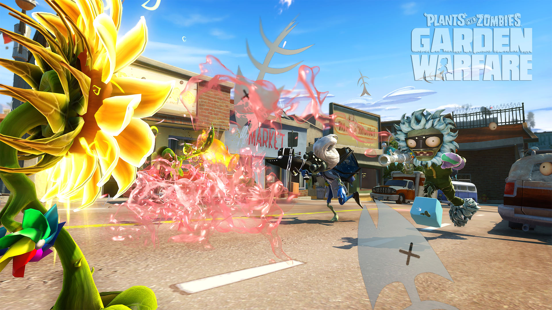Plants Vs Zombies Garden Warfare Spieleratgeber Nrw