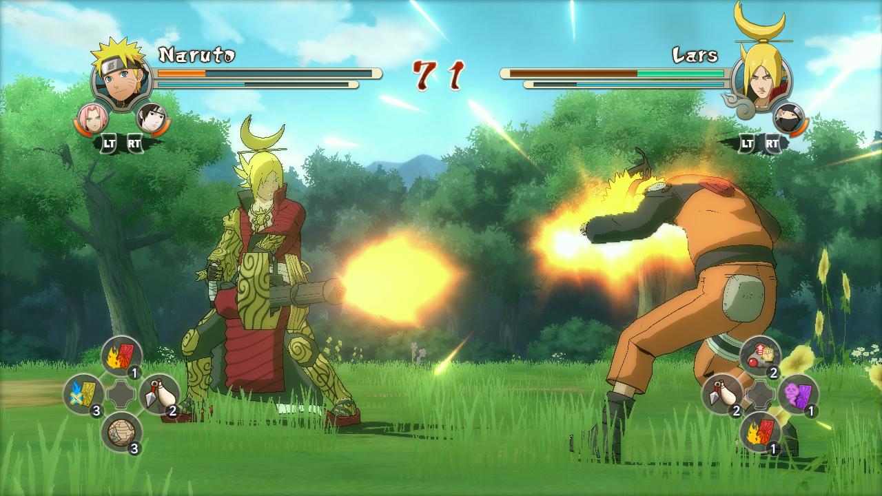 Naruto Shippuden Ultimate Ninja Storm Rise