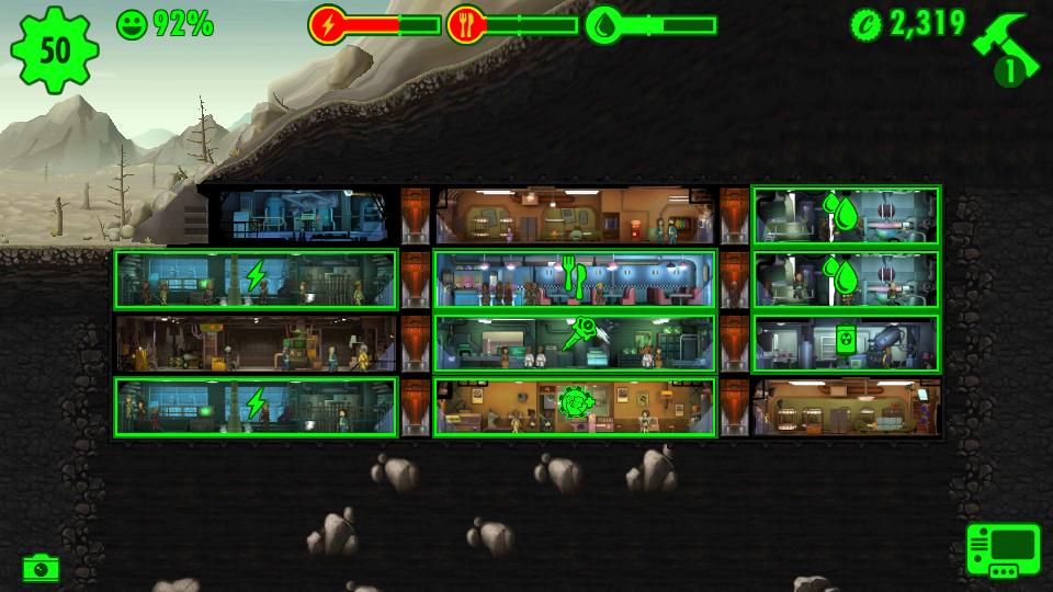 Fallout Shelter Spieleratgeber Nrw